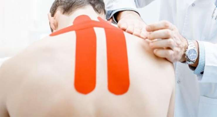 Taping neuromuscolare